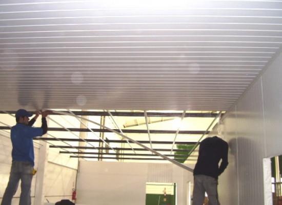 ae79147f0c18 Como colocar Forro de PVC - Passo a passo da instalação